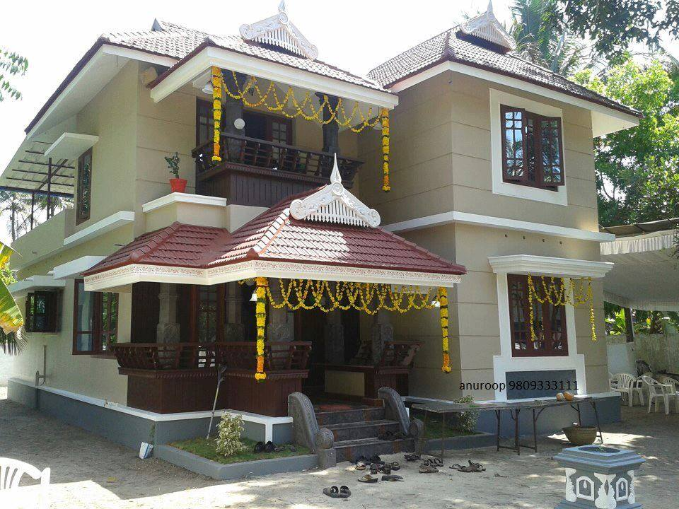 2200 Square Feet 4BHK Kerala Home Design