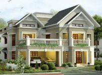 2300 Square Feet Kerala Contamprary Home Design
