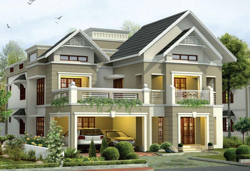 Photo of 2300 Square Feet Kerala Contamprary Home Design