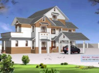 2906 Square Feet 4BHK Kerala Home Design Plan And Elevation
