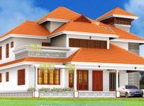 4 Bedroom Kerala Luxury Home Design With Plan