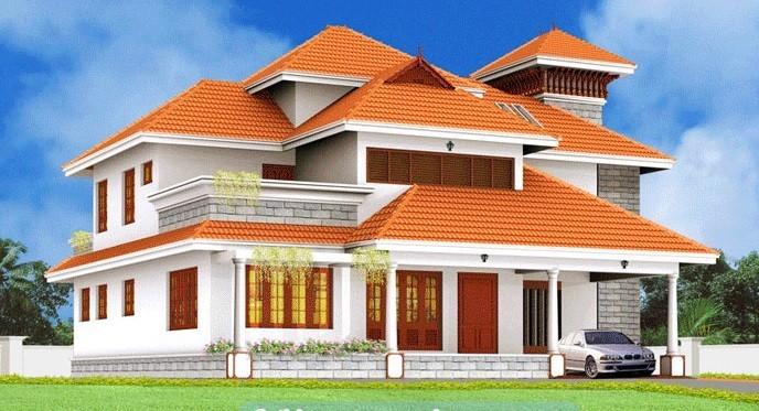 Photo of 4 Bedroom Kerala Luxury Home Design With Plan