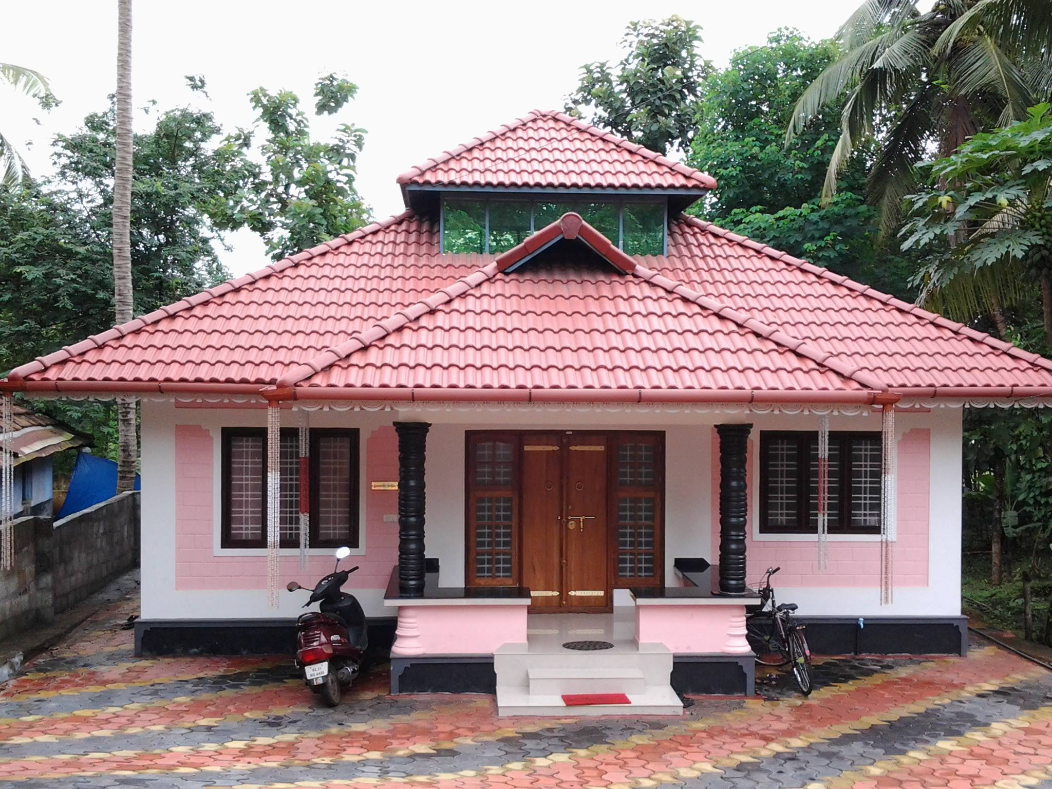Photo of 800 Square Feet 3 Bedroom Kerala Low Budget Home Design For 11 Lac