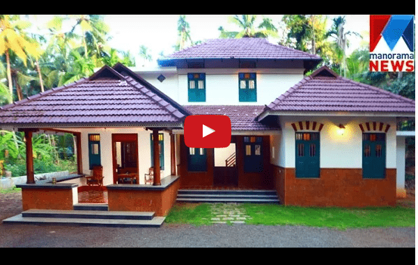Photo of Kerala Traditional Home Design At Ponnani,Perumpadappu