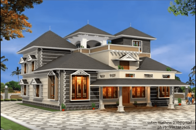 Photo of Kerala Home Plan And Elevation