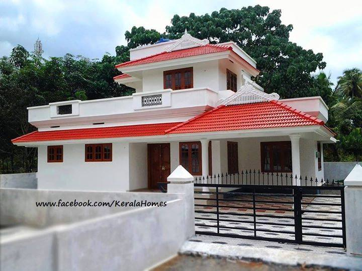 low budget kerala beautiful home design - Beautiful Home Design