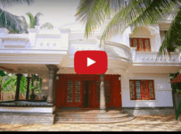 2810 Square Feet 5BHK Kerala Home Design With 3d Plan
