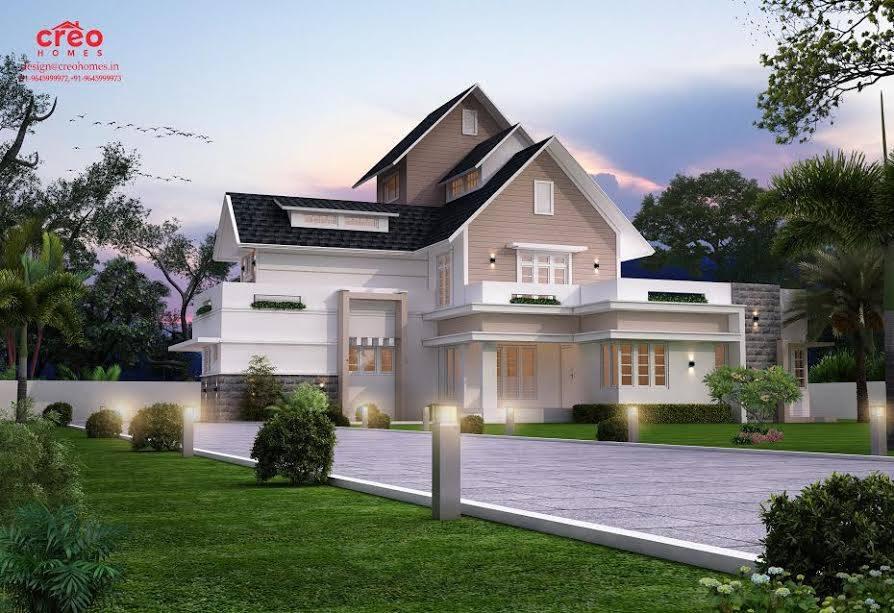 Photo of 2630 Square Feet 3 Bedroom New Modern Double Floor Home Design