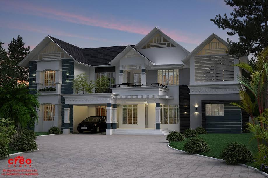 Photo of 3386 Square Feet 4 Bedroom Super Luxury Modern Home Design
