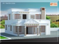 1910 Square Feet 3 Bedroom Modern Amazing Home Design