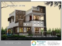 1618 Square Feet 3 Bedroom Contemporary Style Modern Home Design and Plan