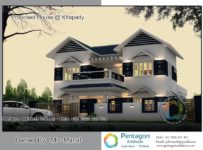 2649 Square Feet 4 Bedroom Latest Modern Home Design and Plan