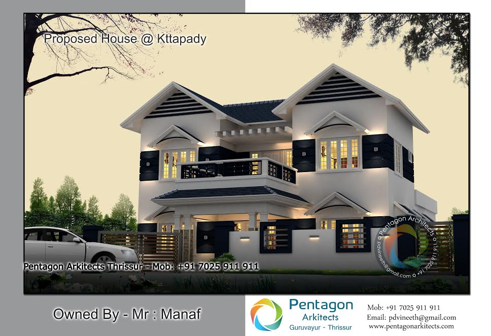 Photo of 2649 Square Feet 4 Bedroom Latest Modern Home Design and Plan