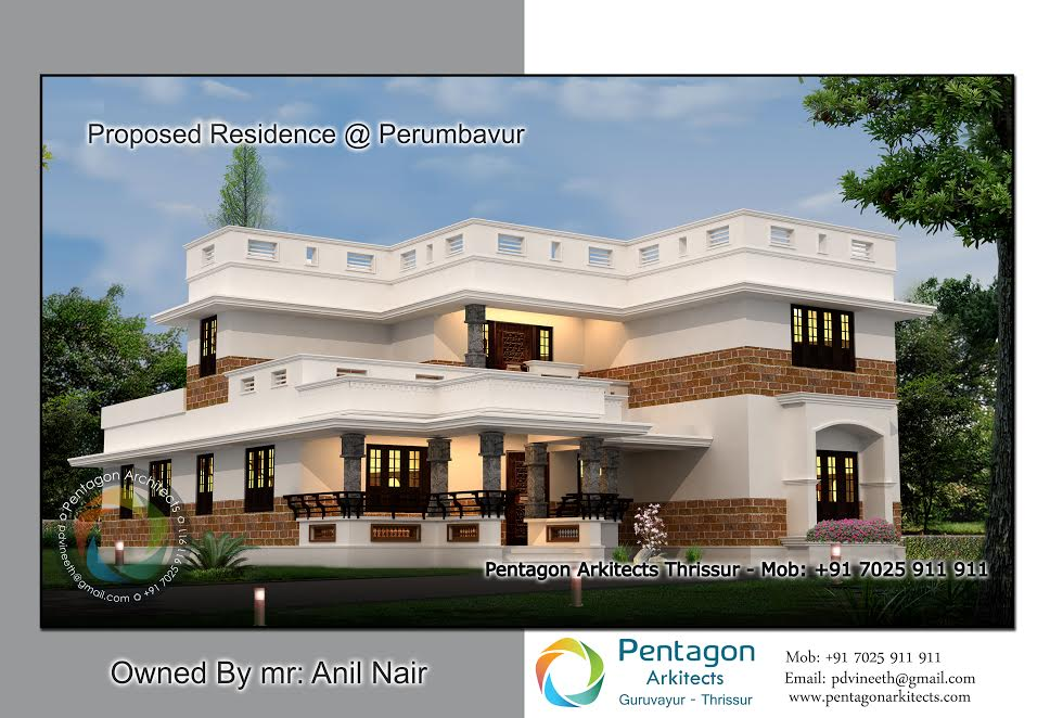 Photo of 2900 Square Feet 4 Bedroom Double Floor Modern Home Design and Plan