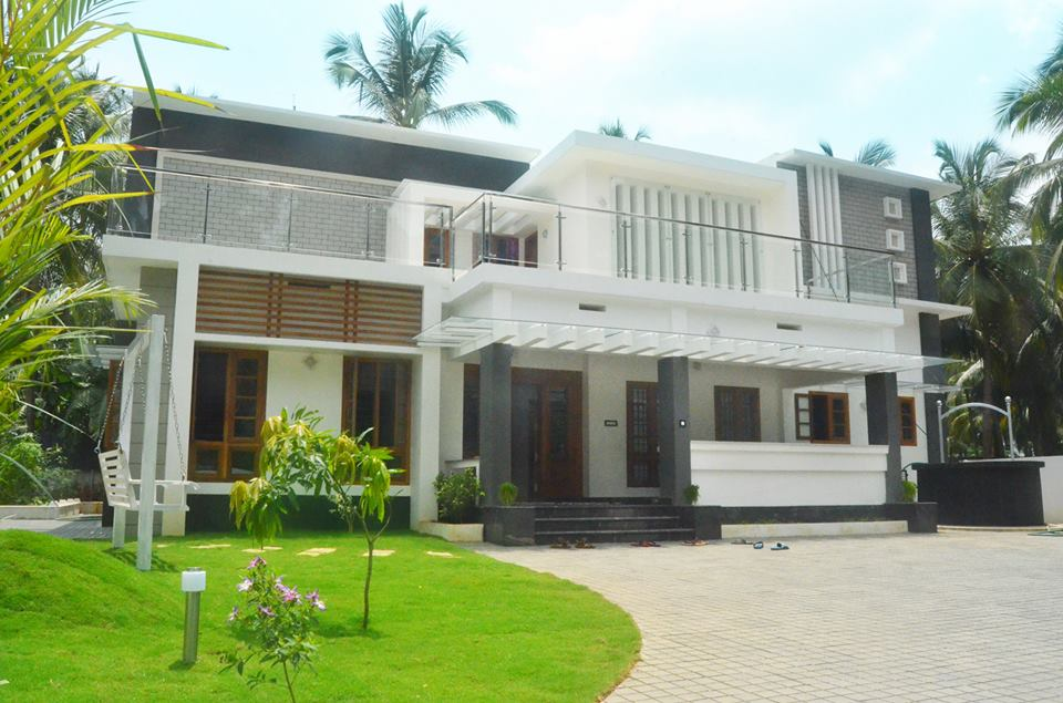 Photo of 3000 Square Feet 4 Bedroom Amazing Modern Home Design and Elevation