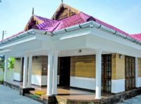 THE HOUSE WAS 30LAKH IN 1500 SQUARE FEET