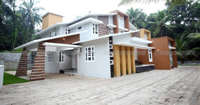 MODERN HOUSE IN MALAPPURAM...
