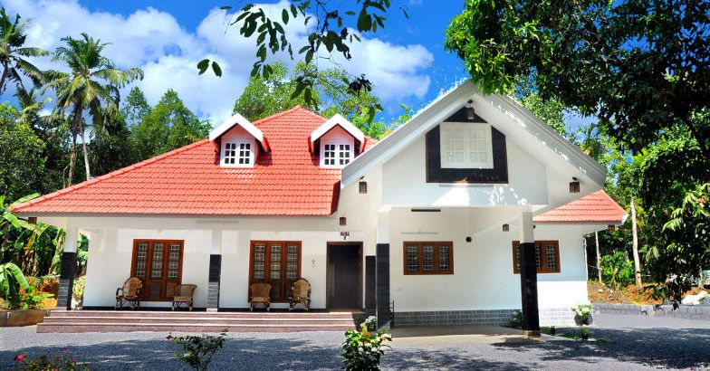 Photo of traditional contemporary modern house design