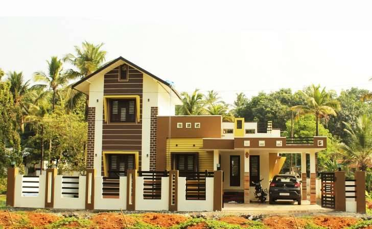 Photo of 1450 square feet 16.5 lakhs home Free plan