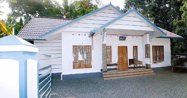 Photo of 1400 Sq Ft Kerala House Plans free