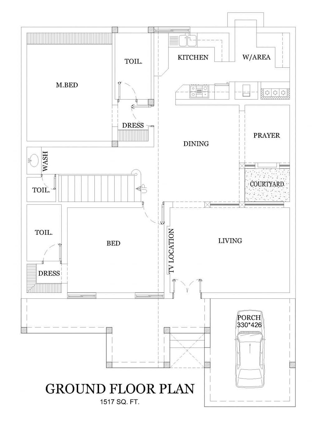 kerala house plans free 2555 sqft for a 4 bedroom home