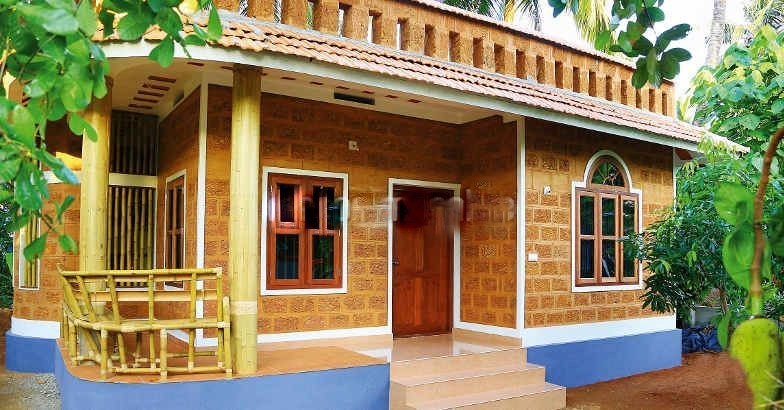 Photo of 2 Bedroom Low Budget Kerala Style Home Design Plan Downlode free