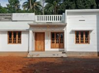 1000 Square Feet 3 Bedroom Simple and Beautiful Single Floor House and Plan