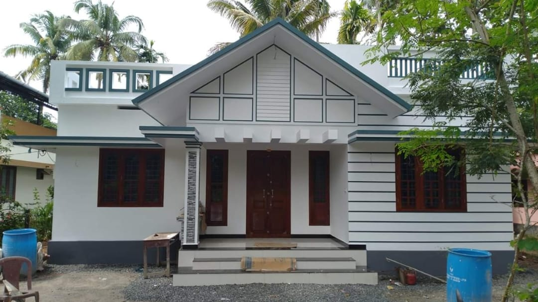 Photo of 1100 Square Feet 3 Bedroom Single Floor Beautiful House and Plan For 15 Lack