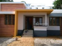 1230 Square Feet 3 Bedroom Single Floor Modern and Beautiful House