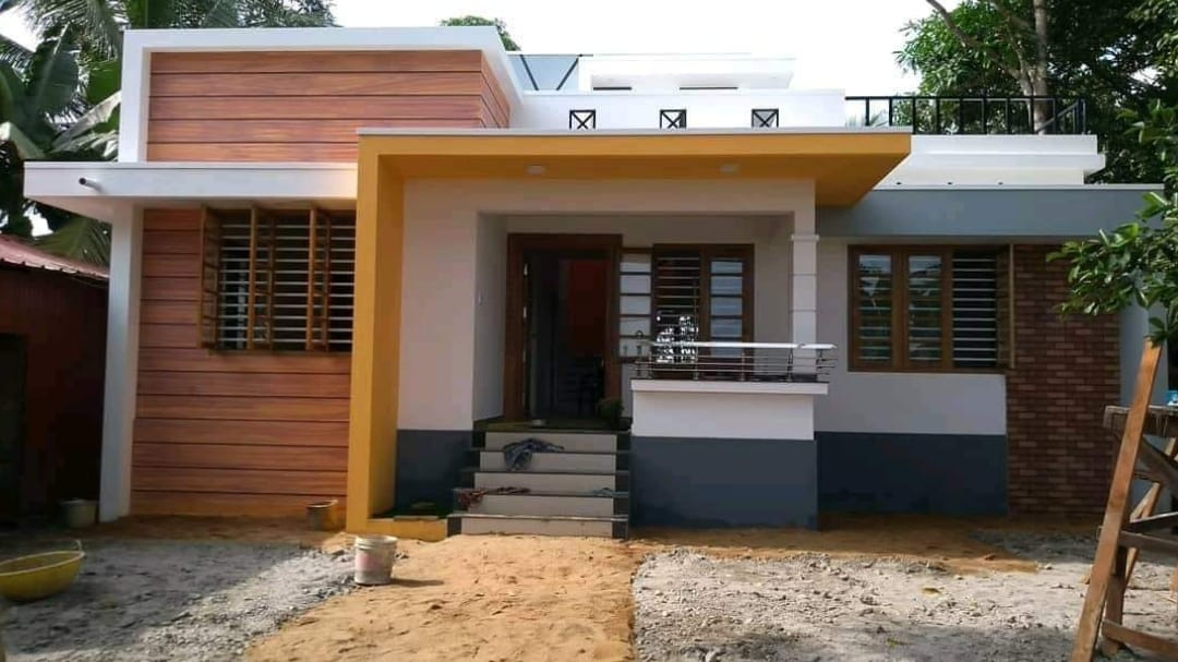 Photo of 1230 Square Feet 3 Bedroom Single Floor Modern and Beautiful House