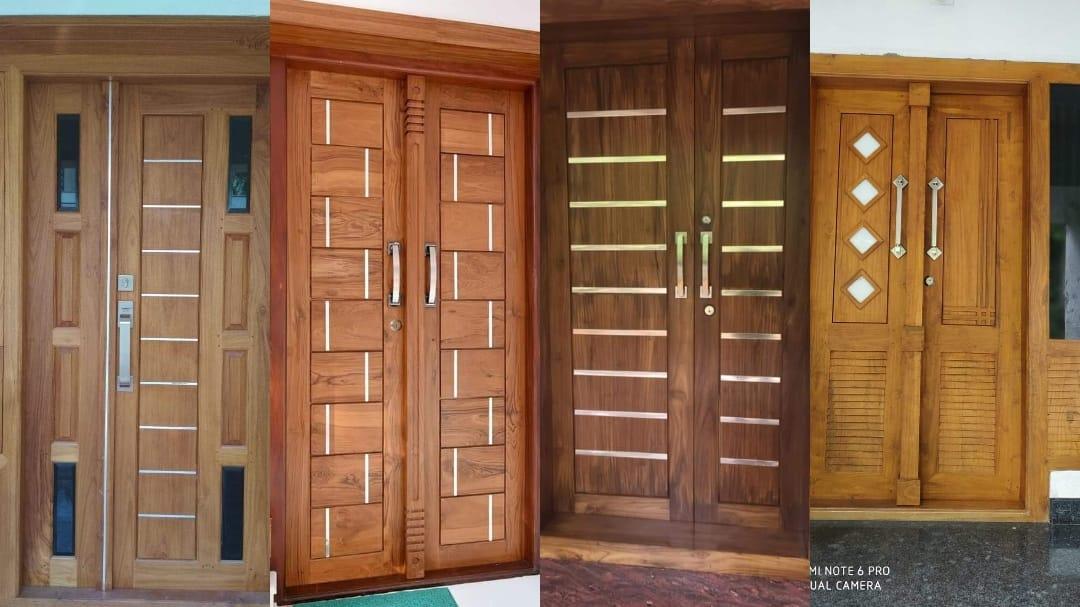 Photo of Modern and Beautiful Front Door Design Ideas