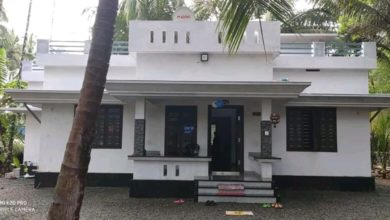 Photo of 1026 Square Feet 3 Bedroom Single Floor Low Cost House and Plan