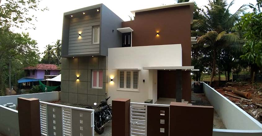 Photo of 1217 Square Feet 3 Bedroom Contemporary Style Modern House Design