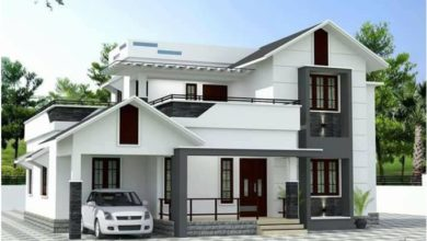 Photo of 1795 Square Feet 4 BHK Two Floor Beautiful House and Plan