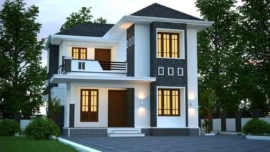Photo of 1025 Square Feet 3 Bedroom Double Floor Beautiful House and Plan