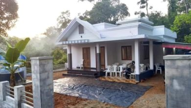 Photo of 1210 Square Feet 2 Bedroom Single Floor Modern and Beautiful House