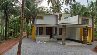 Photo of 1230 Square Feet 3 Bedroom Single Floor Modern Beautiful House and Plan
