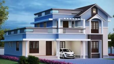 Photo of 2400 Square Feet 4 Bedroom Modern Double Floor Home and Plan