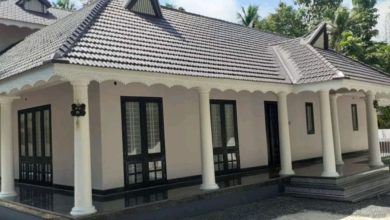 Photo of 2700 Square Feet 4 Bedroom Traditional Style Double Floor House and Plan