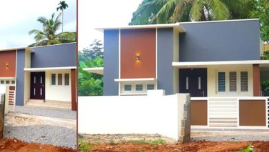 Photo of 500 Square Feet 2 Bedroom Contemporary Style Modern House For 11 Lack