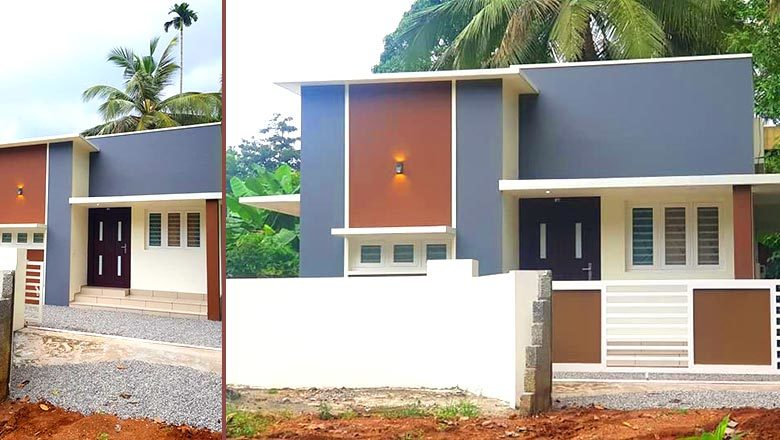 500 Square Feet 2 Bedroom Contemporary Style Modern House For 11 Lack