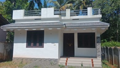 Photo of 821 Square Feet 2 Bedroom Single Floor Simple House For 10 Lacks
