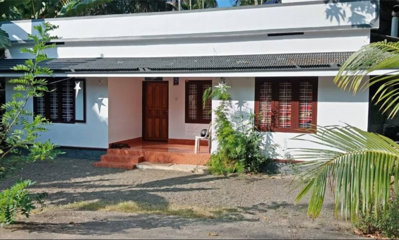1000 Square Feet 3 Bedroom Simple Style Single Floor Low Cost House And Plan Home Pictures
