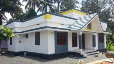 Photo of 1000 Square Feet 3 Bedroom Single Floor Low Budget House and Plan