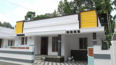 Photo of 1097 Square Feet 3 Bedroom Single Floor Beautiful House and Plan