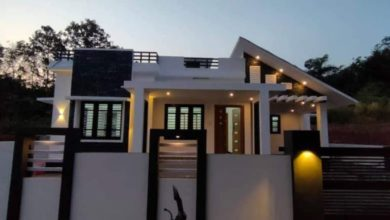 Photo of 1100 Square Feet 2 Bedroom Modern Contemporary Style House at 5 Cent Plot