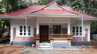 Photo of 1205 Square Feet 3 Bedroom Single Floor Traditional Style Beautiful House