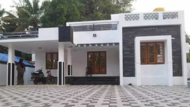 Photo of 1250 Square Feet 3 Bedroom Single Floor Modern Beautiful House and Plan