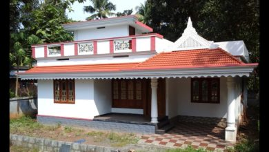 Photo of 1350 Square Feet 3 Bedroom Traditional Style Beautiful House and Plan