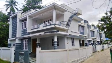 Photo of 1500 Square Feet 3 Bedroom Contemporary Style House at 4 Cent Plot